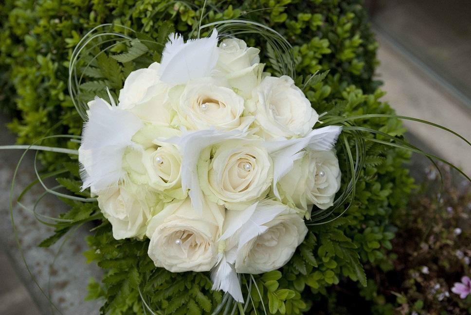 Mariage Marie et Michaël - Bouquet mariée