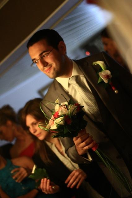 Mariage Julie et Mathieu - Bouquet mariée