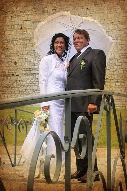 Mariage Christine et Patrice - Les mariés
