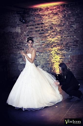 Mariage Alisson et Mathieu - Mariée et wedding planner