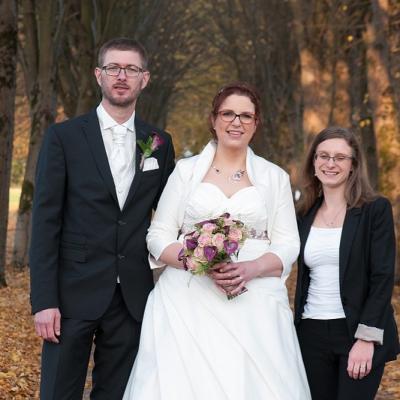 Mariage Carole et Bruno - Mariés et wedding planner