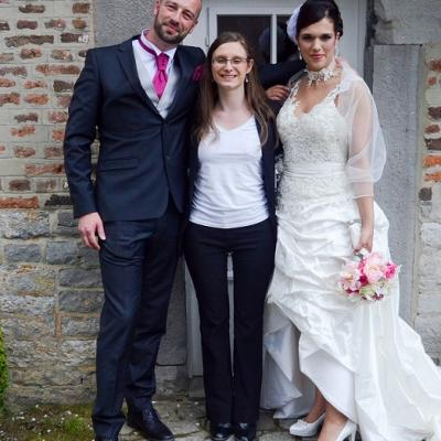 Mariés et wedding planner