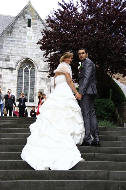 Mariage Julie et Mathieu - Les mariés