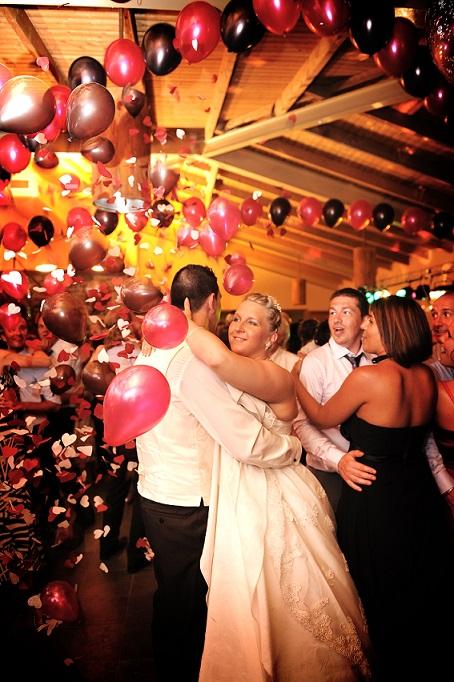 Mariage Audrey et Fabio - Piste de danse