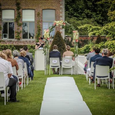Mariages, cérémonies laïques et autres évènements